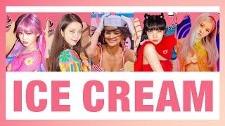 Download video [THAISUB] BLACKPINK & Selena Gomez - Ice Cream #เล่นสีซับ