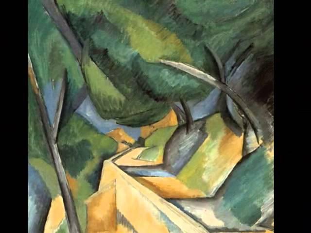 Georges Braque-Rimski-Kórsakov, Sherezade. El joven príncipe y la ...