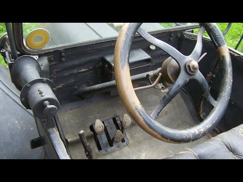 Awesome 1914 Model T- Part 2