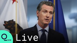 (dec. 7) watch live as california governor gavin newsom gives an update on the coronavirus pandemic throughout state monday, december 7, 2020, in sacr...