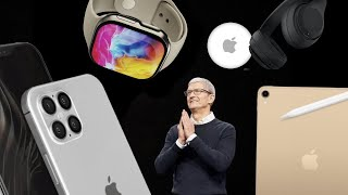 "New Apple Products - iPhone 12, Apple Watch Series 6, ""10.8 iPad Air & more!"