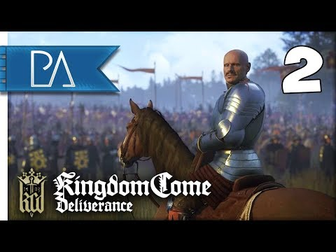 ESCAPE TO TALMBERG - Kingdom Come: Deliverance Gameplay #2