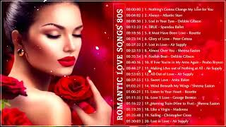 Classic Love Songs 80's 💕 Most Old Beautiful Love Songs 80's 💕 The Best 80s Love Songs