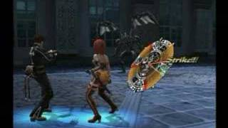 Shadow Hearts 2 Covenant - Boss - Amon
