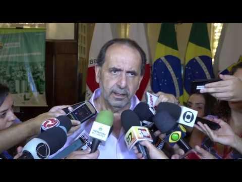 Prefeito anuncia que tarifas do transporte coletivo do município não terão aumento em 2020