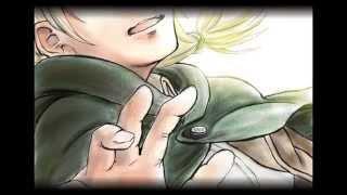 Attack On Titan Reiner→Krista  Hellfire