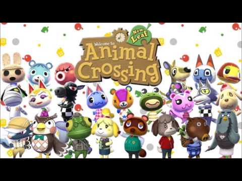 Animal Crossing New Leaf OST '1 AM'