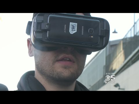 Intel Brings Virtual Reality Game Coverage to AT&T Park