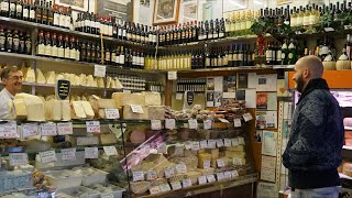 Fresh Market Meat and Cheese Extravaganza in Rome, Italy thumbnail