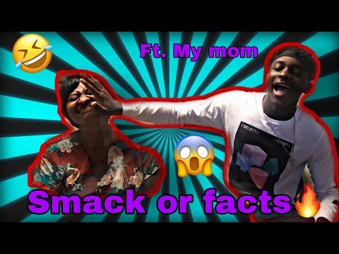 SMACK OR FACTS🔥 Ft. Mom(Must Watch🤣) |TGC'S WORLD