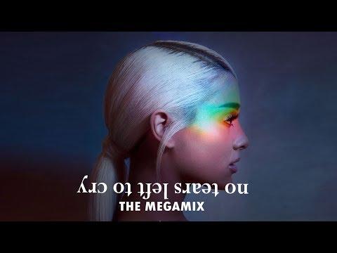 No Tears Left To Cry (Sweetener) feat. Dua Lipa, Rihanna, Selena (Mashup) T10MO