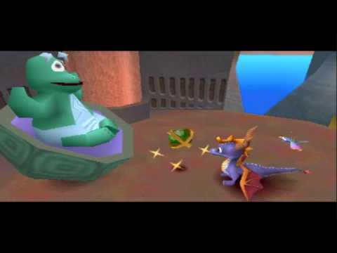 Spyro 2 gateway to glimmer walkthrough
