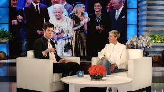 Shawn Mendes' Awkward Moments with British Royals