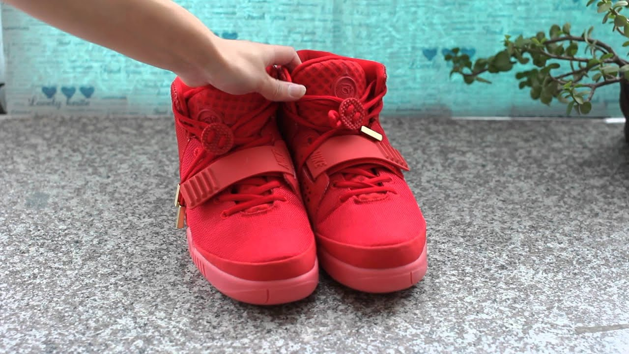Kanye West x adidas Yeezy Boost 350 VS Nike Air Yeezy 2 Red October With @DjDelz #PickOne