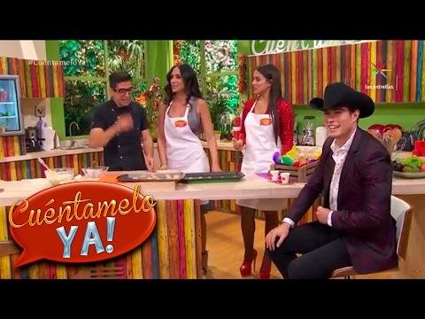 Galletas de cacahuate | Chef Sandoval | Cuéntamelo YA!