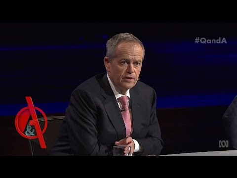 "Bill Shorten on Negative Gearing: ""Your Current Investment Isn't Affected""  