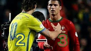 W杯欧州予選プレーオフ スウェーデン2-3ポルトガル セカンドレグ thumbnail