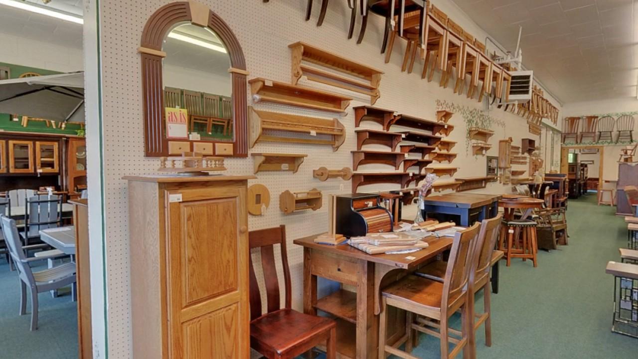 Amish Oak Treasures U0026 More | Otsego, MI | Furniture