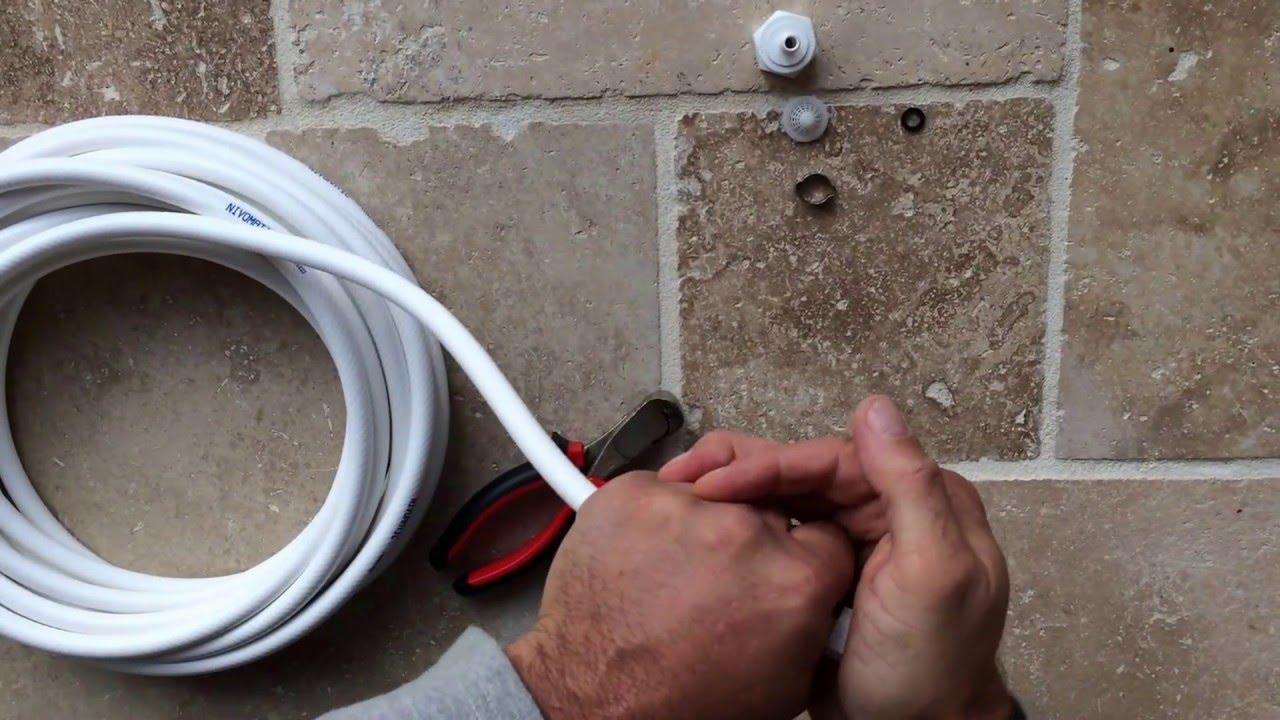 Regulateur de niveau d 39 eau pour piscines nivomatic kit d for Regulateur niveau d eau piscine