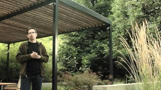 Pergola Ideas - Metal & Wood Patio Cover