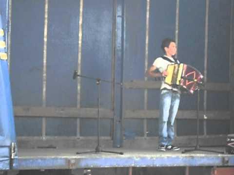Encontro de concertinas em Vascões