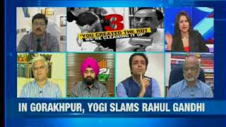 Nation at 9: Gorakhpur tragedy — Has the entire political class collectively failed our children? thumbnail
