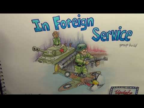 In Foreign Service - Update1