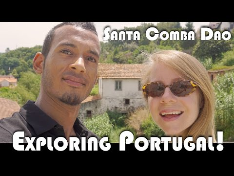 EXPLORING PORTUGAL - SANTA COMBA DAO - MOVING TO PORTUGAL DAILY VLOG (ADITL EP347)