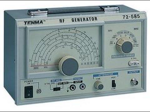 Download Tenma Signal Generator Mod and Demo