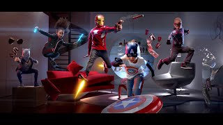 Captain America Civil War Toys 2016