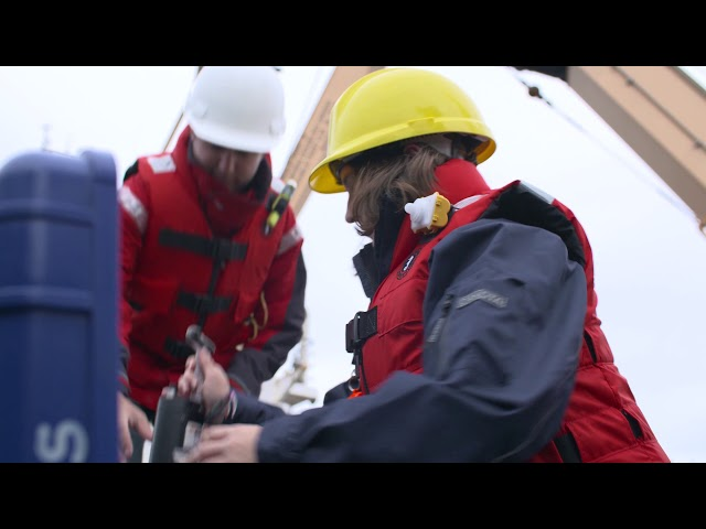 Nos étudiants– Institut des sciences de la mer– CassandraBosma
