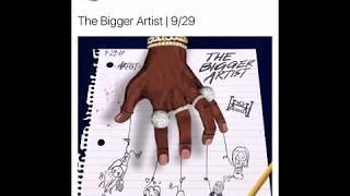 "A Boogie Announces Debut Album ""The Bigger Artist"" Dropping 9/29"