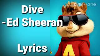Ed Sheeran Dive