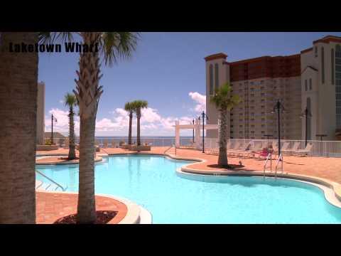 Laketown Wharf Panama City Beach - BookIt.com Guest Reviews.mov