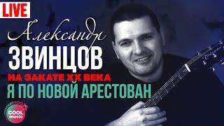 Александр Звинцов - Я по новой арестован (Концерт На закате XX века)