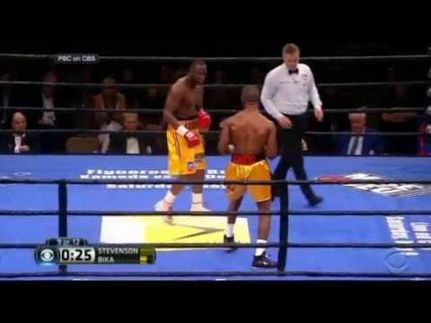 Adonis Stevenson Vs Sakio Bika | PBC On CBS | ESPN Boxing | Light Heavyweight Champion