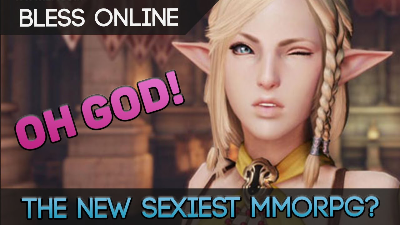 Bless Online - Welcome To The New Sexiest Free To Play -3301