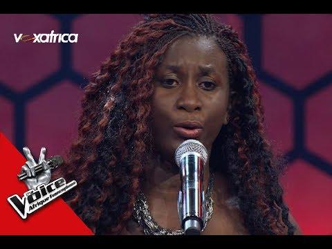 Victoire ' One night only (Dreamgirls) ' de Jennifer Hudson Audition à l'aveugle The Voice Afrique