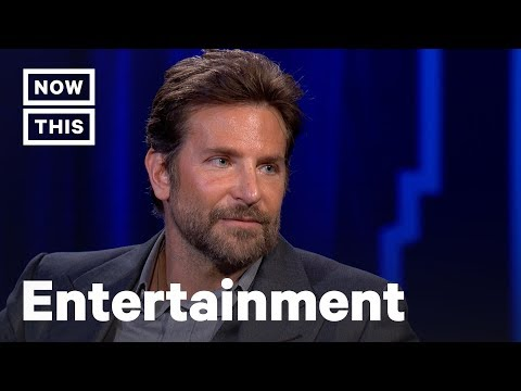 Bradley Cooper Tells Oprah How His Father's Death Changed His Life | NowThis