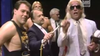 "Best Promos - Ric Flair ""What"
