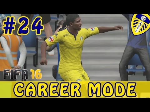 FIFA 16 Leeds United Career Mode Part 24 - Back To Back Derbies