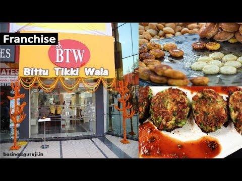 Bittu Tikki Wala Franchise   Food Franchise   Bittu Tikki Wala   Domino's & Pizza Hut Franchise .