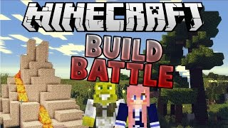 JUNGLES & VOLCANOES | Build Battle with LDShadowLady