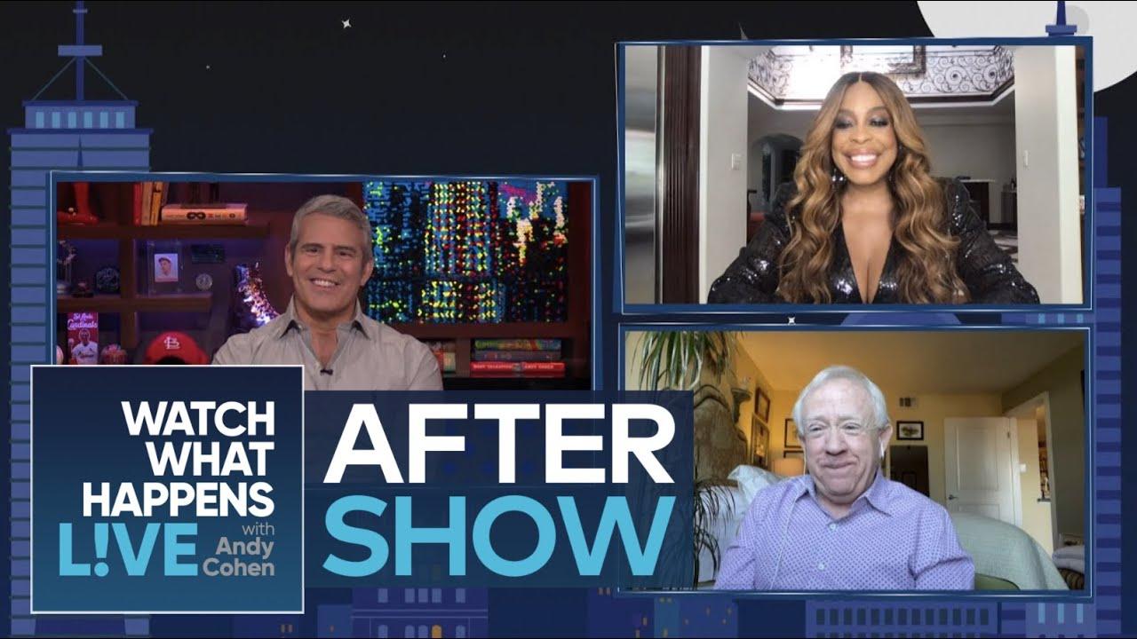 After Show: Leslie Jordan & Niecy Nash Dish on Diva Co-Stars | WWHL