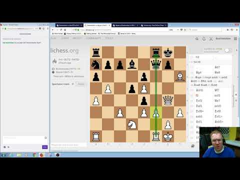 Chess Cruncher TV The Climb to 2500 in Tactics 1 30 2018