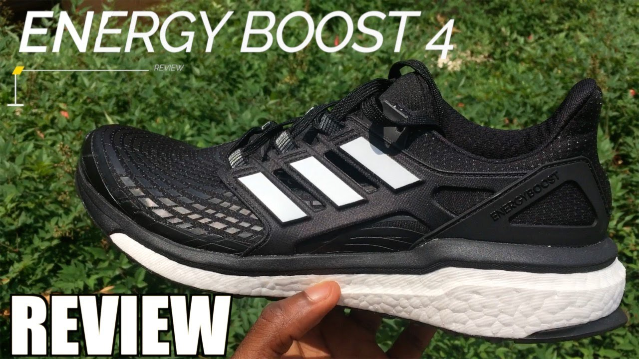 adidas energy boost review