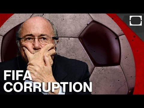 The Fall Of FIFA President Sepp Blatter