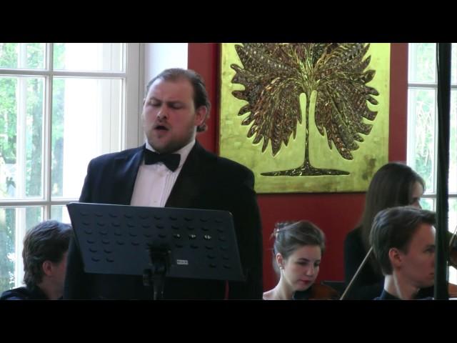 М.И. Глинка (1804–1857). Речитатив и Ария Сусанина из 4 действия оперы «Жизнь за царя» (1836)