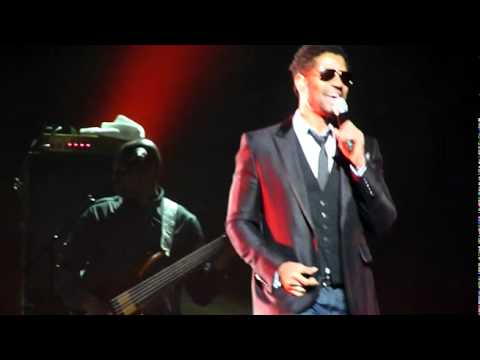 Eric Benét - Love don't love me + The hunger
