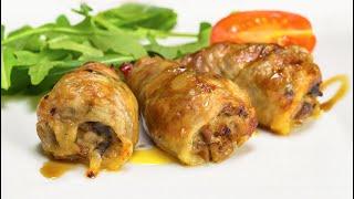 🍗 Фаршированные куриные ножки! Рецепт от Всегда Вкусно!